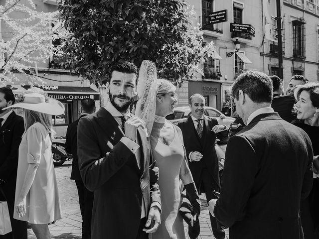 La boda de Alberto y Virginia en Granada, Granada 8