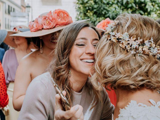 La boda de Alberto y Virginia en Granada, Granada 9