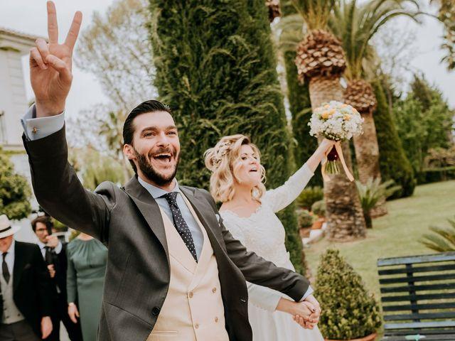 La boda de Alberto y Virginia en Granada, Granada 16
