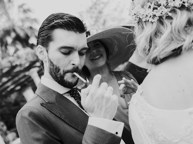 La boda de Alberto y Virginia en Granada, Granada 22