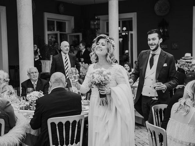 La boda de Alberto y Virginia en Granada, Granada 23