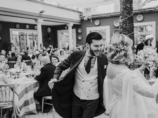 La boda de Alberto y Virginia en Granada, Granada 24