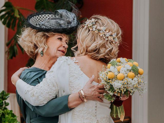 La boda de Alberto y Virginia en Granada, Granada 26