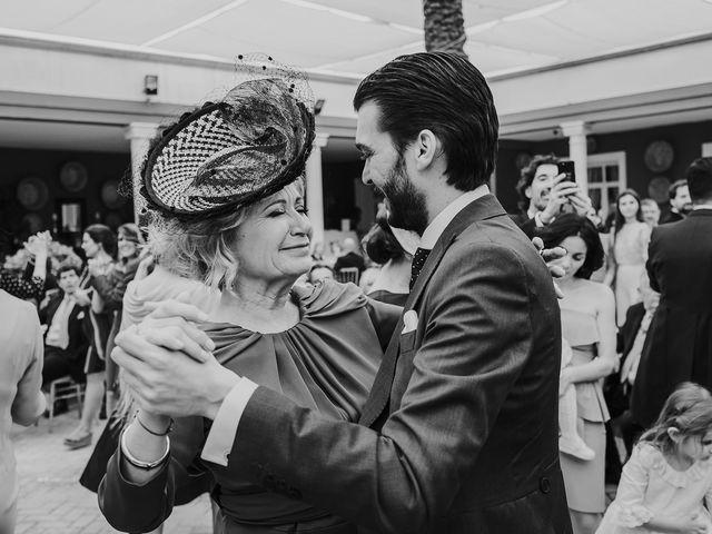 La boda de Alberto y Virginia en Granada, Granada 29