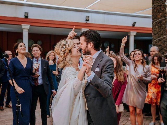 La boda de Alberto y Virginia en Granada, Granada 33