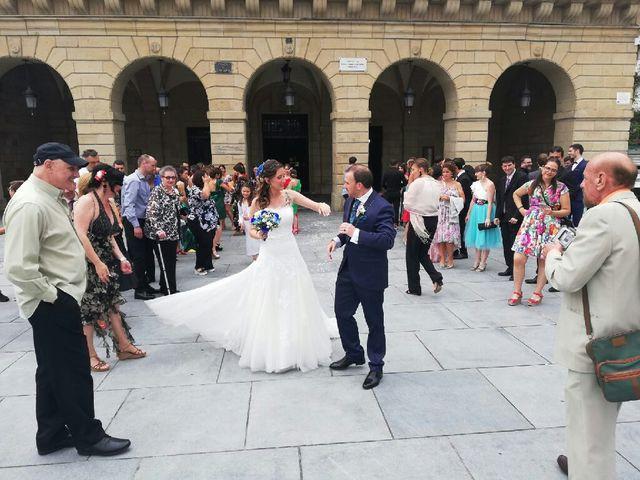 La boda de Unai y Sheila  en Irun, Guipúzcoa 2