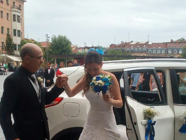 La boda de Unai y Sheila  en Irun, Guipúzcoa 6