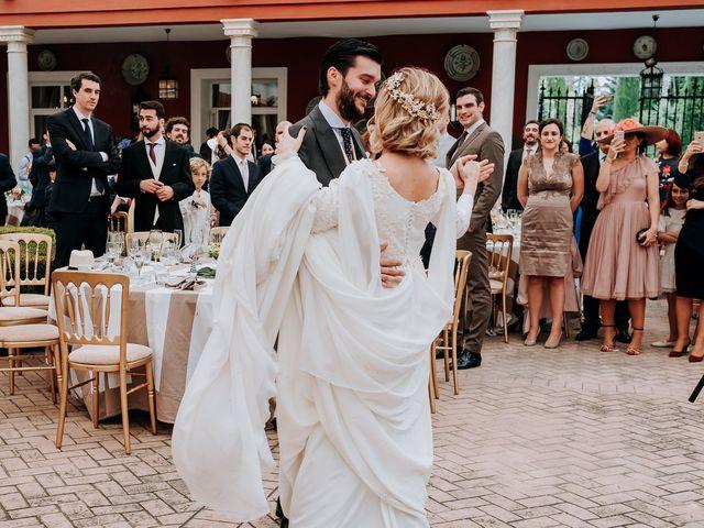La boda de Alberto y Virginia en Granada, Granada 39