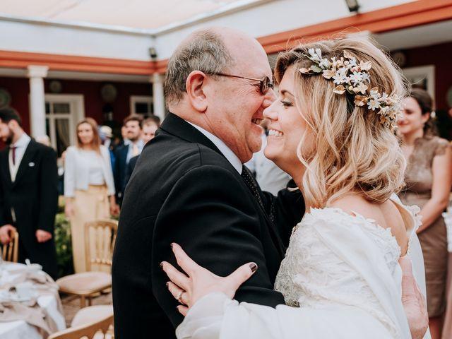 La boda de Alberto y Virginia en Granada, Granada 40