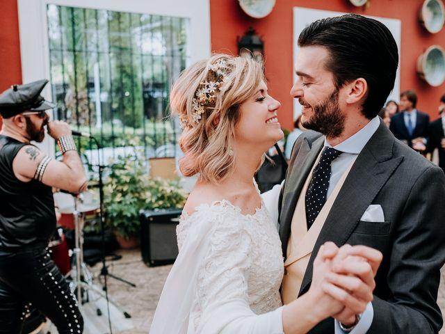 La boda de Alberto y Virginia en Granada, Granada 41
