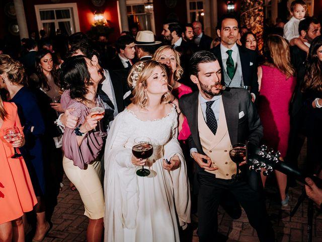La boda de Alberto y Virginia en Granada, Granada 44