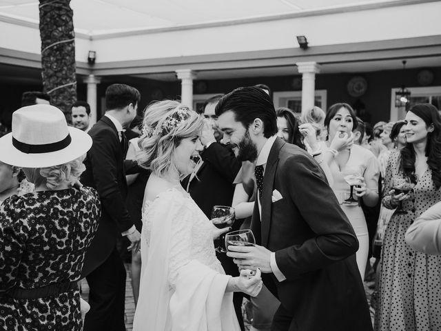 La boda de Alberto y Virginia en Granada, Granada 45