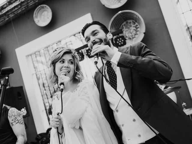La boda de Alberto y Virginia en Granada, Granada 48