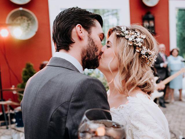 La boda de Alberto y Virginia en Granada, Granada 49