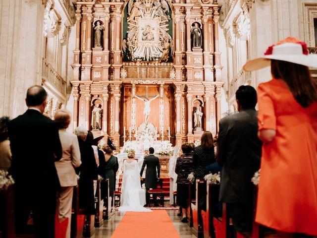 La boda de Alberto y Virginia en Granada, Granada 54