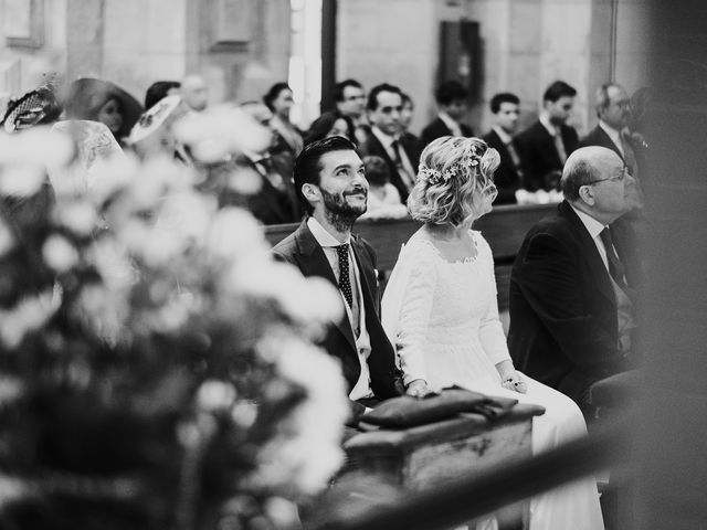 La boda de Alberto y Virginia en Granada, Granada 55