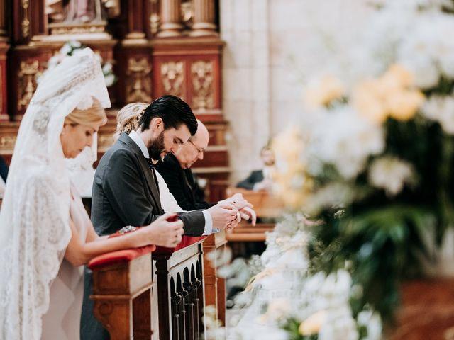 La boda de Alberto y Virginia en Granada, Granada 56