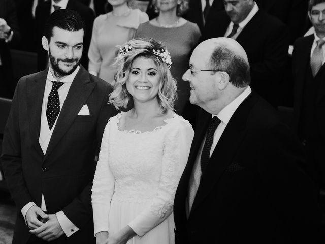 La boda de Alberto y Virginia en Granada, Granada 57