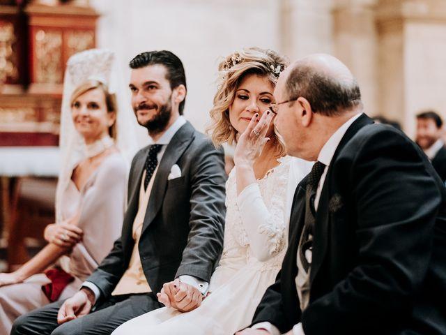 La boda de Alberto y Virginia en Granada, Granada 59
