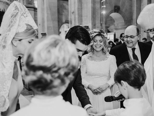 La boda de Alberto y Virginia en Granada, Granada 60