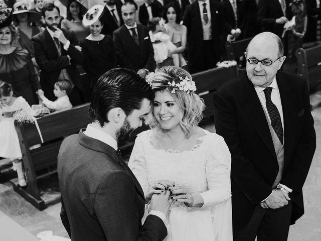 La boda de Alberto y Virginia en Granada, Granada 61