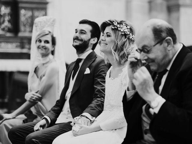 La boda de Alberto y Virginia en Granada, Granada 63