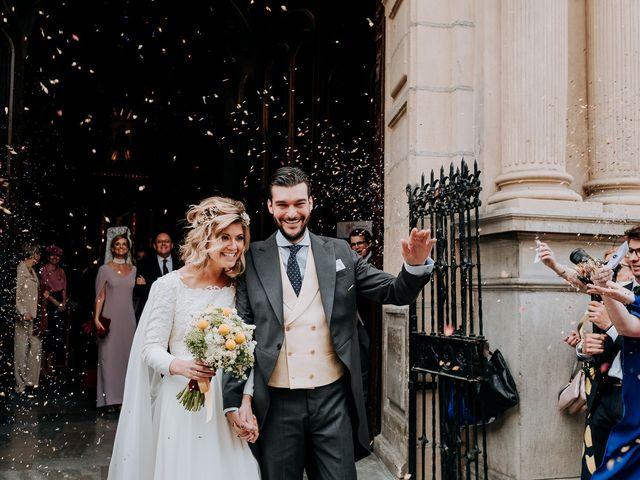 La boda de Alberto y Virginia en Granada, Granada 64