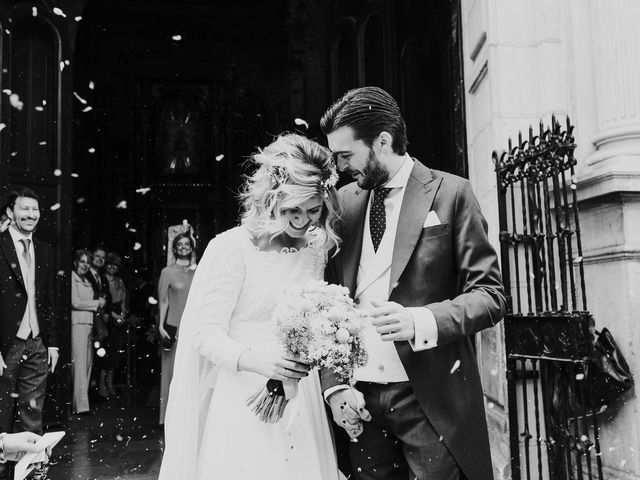 La boda de Alberto y Virginia en Granada, Granada 65