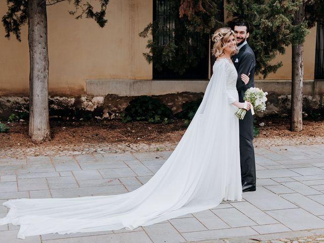 La boda de Alberto y Virginia en Granada, Granada 66