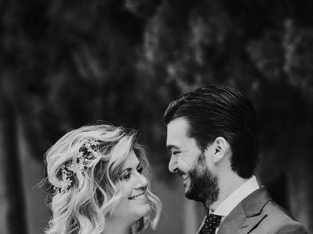 La boda de Alberto y Virginia en Granada, Granada 71