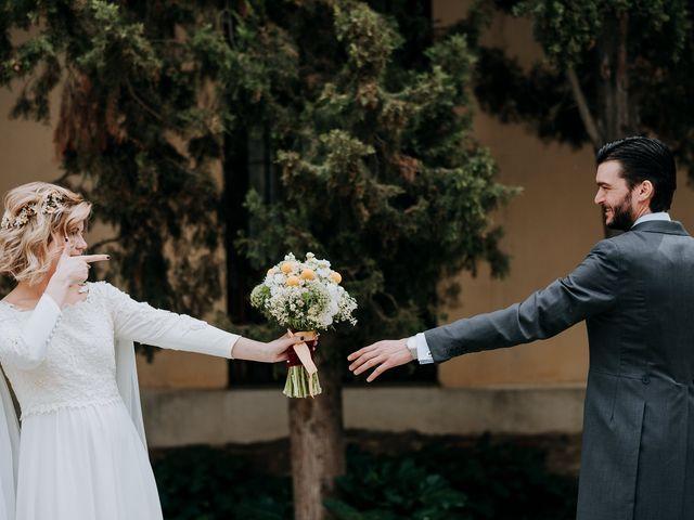 La boda de Alberto y Virginia en Granada, Granada 73