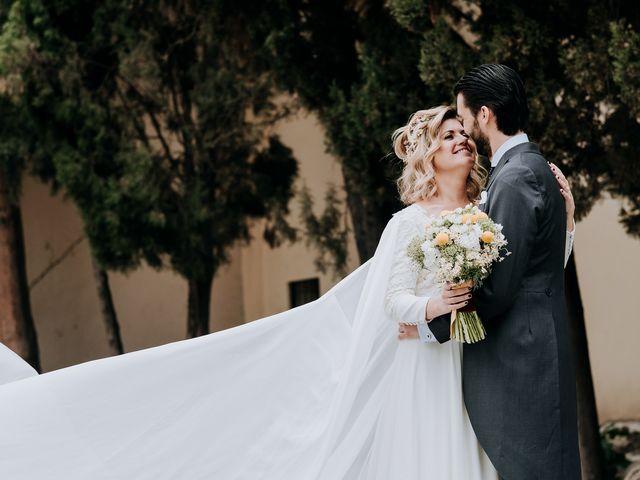 La boda de Alberto y Virginia en Granada, Granada 75
