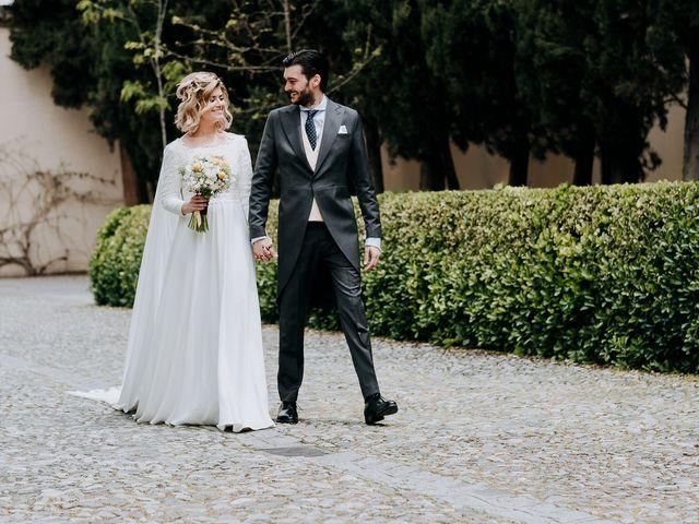 La boda de Alberto y Virginia en Granada, Granada 77