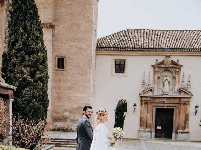 La boda de Alberto y Virginia en Granada, Granada 78