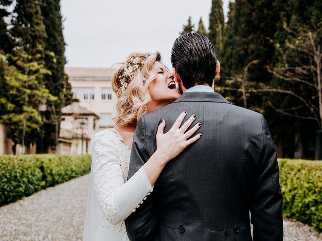 La boda de Alberto y Virginia en Granada, Granada 79