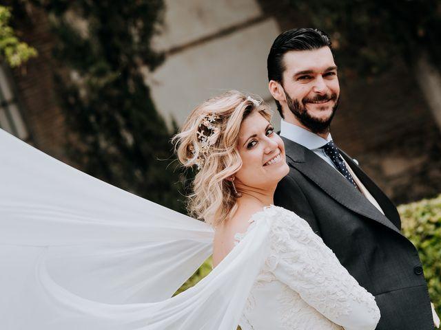 La boda de Alberto y Virginia en Granada, Granada 81