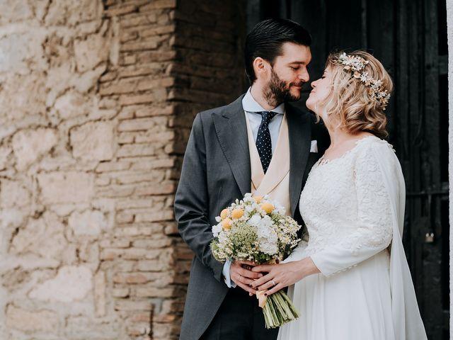 La boda de Alberto y Virginia en Granada, Granada 83