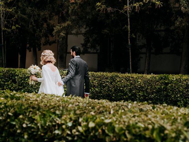 La boda de Alberto y Virginia en Granada, Granada 85