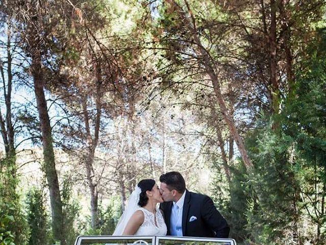 La boda de Cristobal y Ana Maria en Chinchon, Madrid 3