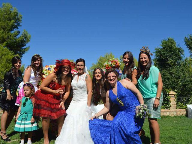 La boda de Cristobal y Ana Maria en Chinchon, Madrid 1