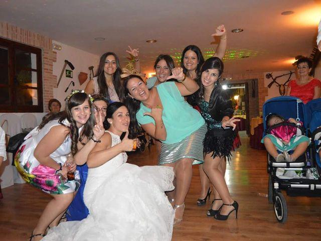 La boda de Cristobal y Ana Maria en Chinchon, Madrid 2