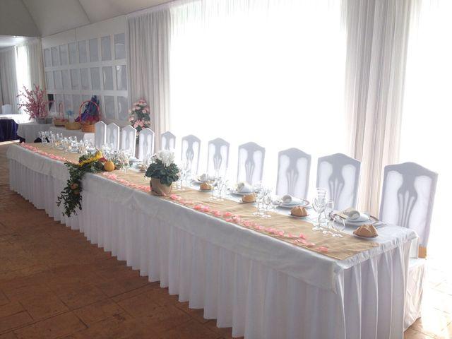 La boda de Cristobal y Ana Maria en Chinchon, Madrid 6