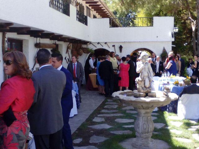 La boda de Cristobal y Ana Maria en Chinchon, Madrid 7