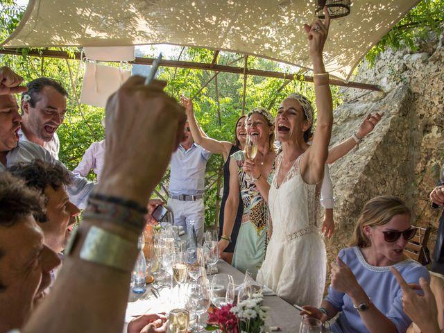 La boda de Beatrice y Sergio