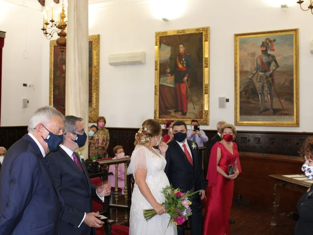 La boda de Sergio y Sole en Ubeda, Alicante 1