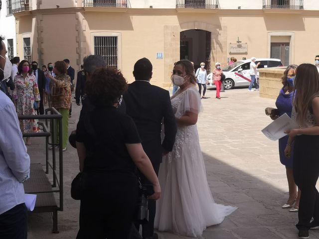 La boda de Sergio y Sole en Ubeda, Alicante 6