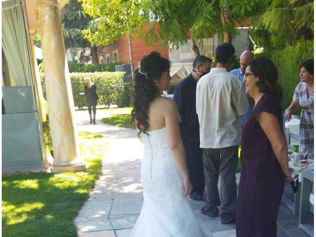 La boda de Jose y Nerea en Madrid, Madrid 10