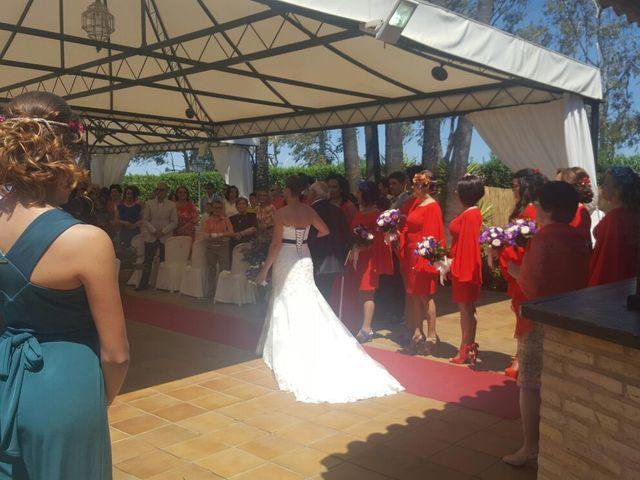 La boda de Adolfo y Loli en Benacazon, Sevilla 3