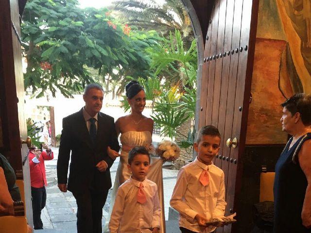 La boda de Heri y Marta en Las Palmas De Gran Canaria, Las Palmas 8