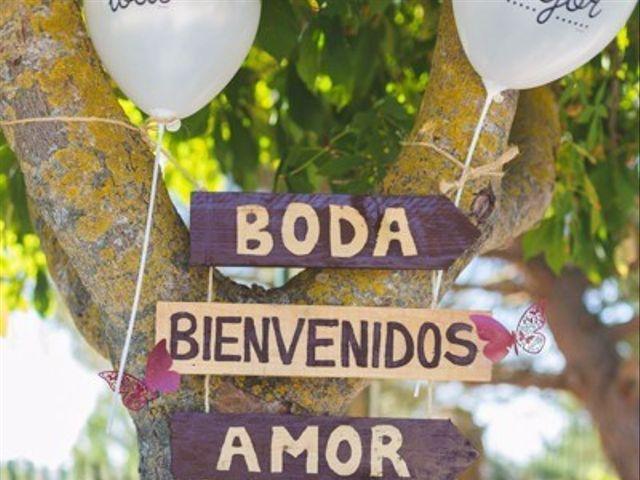 La boda de Oscar y Itxaso en Quintanilla Del Agua, Burgos 3